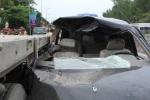 Tai nạn thảm khốc ở Thanh Hoá: Tạm giữ tài xế ô tô 7 chỗ