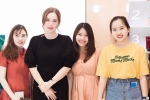 Hoa hậu Phương Lê lần đầu họp fan, chia sẻ bí quyết làm đẹp