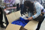 Nhiều hành lý bị mất cắp trước khi về sân bay Việt Nam