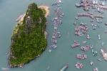 Cảng Cái Rồng trước ngày Vân Đồn thành đặc khu kinh tế
