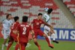 Hồ Tấn Tài xuất sắc nhất trận U19 Việt Nam vs U19 Iraq