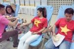 Dân văn phòng 'đổ xô' đi hiến máu