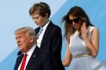 Ông Trump lần đầu bình luận vụ Triều Tiên phóng tên lửa