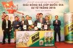 Bia Sư Tử Trắng hoàn toàn mới - bia ngon của Việt Nam với công nghệ lên men 2 lần