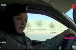 Video: Những bóng hồng cảnh sát xinh đẹp ở Afghanistan