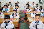 Tuyển sinh lớp 1: Tuyệt đối không khảo sát trình độ trước khi tiếp nhận trẻ