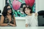 Thu Minh mời siêu sao quốc tế tập luyện cho team The Voice