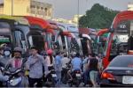 Giá vé tàu xe dịp Quốc khánh 2/9 tại TP.HCM: Những điều hành khách cần biết