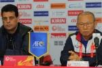 HLV Park Hang Seo: Thể lực không phải điểm yếu của U23 Việt Nam