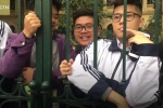 Video: Phóng viên nước ngoài choáng với cảnh người dân Hà Nội nồng nhiệt chào đón ông Kim