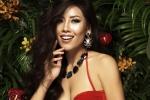 Nguyễn Thị Loan tung ảnh bikini nóng bỏng trước Chung kết 'Hoa hậu Hoàn vũ 2017'