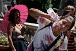 Châu Âu vừa trải qua tháng 6 nóng nhất trong lịch sử