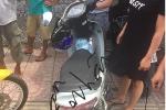 Hiệp sĩ ngăn chặn 4 tên trộm xe máy ở TP.HCM