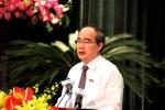 Bí thư TP.HCM Nguyễn Thiện Nhân nhận thiếu sót trong quản lý cán bộ