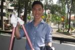 Tiến sĩ người Việt trẻ nhất ĐH Stanford chế tạo robot trên đất Mỹ