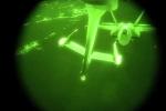 Xem 'chim ăn thịt' F-22 của Mỹ tiếp nhiên liệu trong đêm