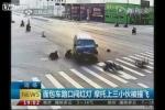 Video: Đèn giao thông báo sai gây tai nạn kinh hoàng