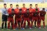 Trực tiếp U16 Việt Nam vs U16 Indonesia giải U16 Đông Nam Á 2018