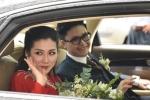 Dàn xe sang trong lễ cưới Á hậu Tú Anh