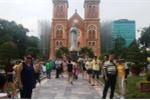 Sài Gòn rộn ràng trước Giao thừa đón năm mới 2018