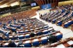Hội đồng châu Âu dỡ trừng phạt Nga, phái đoàn Ukraine giận dữ bỏ ra ngoài
