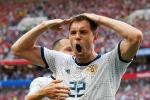 CĐV Nga hò reo ăn mừng, Tổng thư ký FIFA tưởng tiếng sấm rền