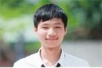 Nam sinh xứ Nghệ xuất sắc đạt 3 điểm 10 kỳ thi THPT quốc gia