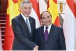 Thủ tướng Nguyễn Xuân Phúc chuẩn bị thăm Singapore
