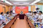 Đoàn kiểm tra của Bộ Chính trị làm việc với Ban Thường vụ Đảng ủy VOV