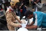 Hà Nội ra quân dẹp 'cướp' vỉa hè: CSGT xử phạt 6.600 tài xế vi phạm trong 4 ngày