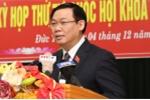 Phó Thủ tướng Vương Đình Huệ: Chính phủ không có chủ trương đổi mới chữ viết tiếng Việt