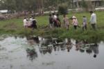 Tắm sông, 4 học sinh lớp 6 bị đuối nước thương tâm