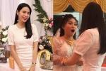 Thủy Tiên bí mật về tận Long An dự đám cưới của fan thân thiết
