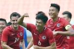 Hong Kong tiếp tục gây sốc ở ASIAD khiến chủ nhà Indonesia lo sốt vó
