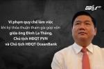 Video: Những sai phạm của ông Đinh La Thăng