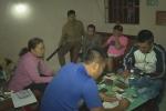 Bắt quả tang nhóm thanh niên buôn bán ma túy trong phòng trọ