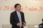 Tổng thư ký Quốc hội: 'Ông Võ Kim Cự tham gia vào Ủy ban Kinh tế là bình thường'