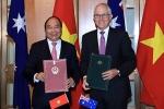 Tuyên bố chung về thiết lập Đối tác chiến lược Việt Nam - Australia