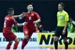 Trực tiếp bóng đá Việt Nam vs Đài Loan, VCK Futsal châu Á 2018