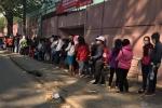 Cháy vé giao lưu U23 Việt Nam: Hàng dài người hâm mộ tay trắng ra về