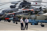 Cận cảnh dàn trực thăng cực 'ngầu' tại triển lãm MAKS 2017