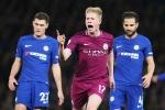 Man City hạ Chelsea, lấy lại ngôi đầu từ tay MU