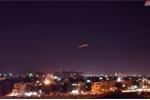 Phòng không Syria bắn hạ tên lửa Israel gần sân bay Damascus