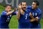 Italia đánh bại Tây Ban Nha: Chiellini và khúc tráng ca bên bờ Địa trung hải