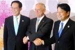 Mỹ, Nhật, Hàn tuyên bố tăng cường tập trận không quân trên bán đảo Triều Tiên