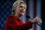 """Bà Hillary Clinton: """"Vladimir Putin là người có chiến lược rõ ràng"""""""