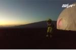 Lên đỉnh núi lửa trải nghiệm cuộc sống cô lập như ở Sao Hỏa