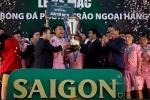 Tin lớn & Anh em vô địch nghẹt thở Saigon Special Premier League mùa 5