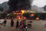 Cháy chợ ở cửa khẩu Tân Thanh: Thông tin bất ngờ từ cơ quan quản lý