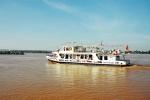 Nước dâng cao, Hà Nội cảnh báo tàu thuyền qua lại trên sông Hồng